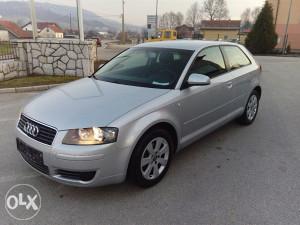 Audi A3 REZERVIRAN