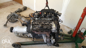 Mercedes motor 220cdi w211 ostali dijelovi