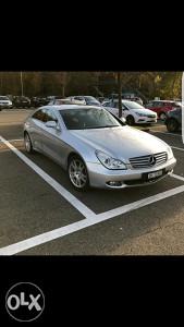 Mjenjac Mercedes cls350 benzin