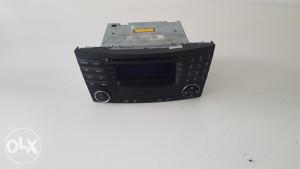 Mercedes cd radio w211