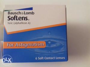 Sociva-kontaktne lece, Bausch and Lomb Soflens Toric