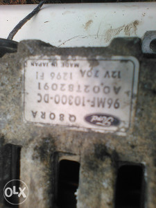 Alternator Ford Fiesta