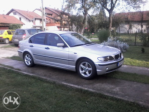 BMW 318 D 2004 GOD.