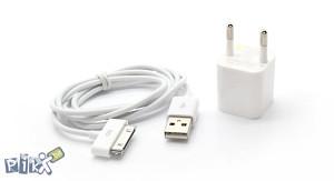 Punjac i USB kabal Apple iPhone iPod iPad 3/4/5 mobitel