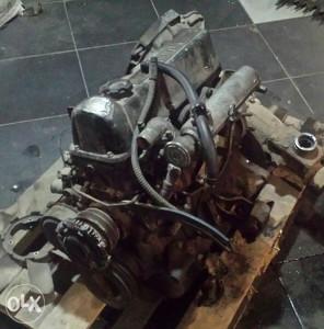 Nissan motor 2.0D