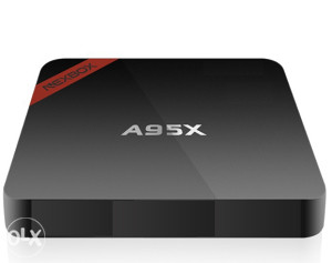 NEXBOX A95X - B7N, Android media player, Mini PC