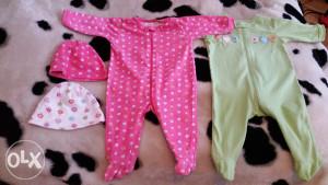 Odjeca za bebe 0-3 mj