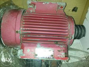 motor 3 kw trofazni monofazni 220 380 volti