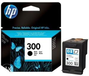 TINTA HP 300 BLACK
