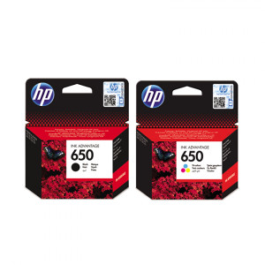 TINTA HP 650 BLACK