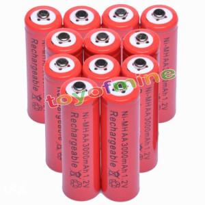 Ni-Mh AA baterije 3000mAh