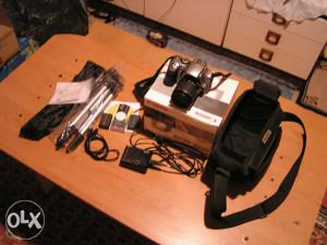 Profesionalni digitalni  fotoaparat Canon