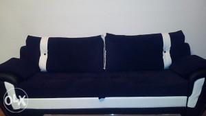 Komplet garnitura:dvosjed,trosjed,fotelja