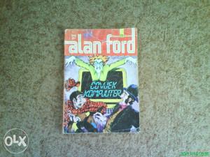 SSB Alan Ford 281 - Covjek kompjuter