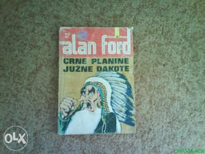 SSB Alan Ford 327 - Crne planine juzne Dakote