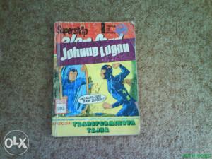 SSB Jonny Logan 203 - Transfomikova tajna