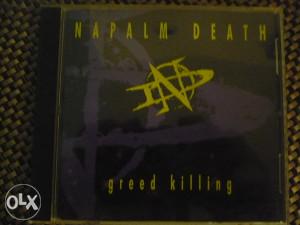 Napalm Death cd