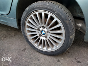 ALU FELGE BMW 3 E46 5X120