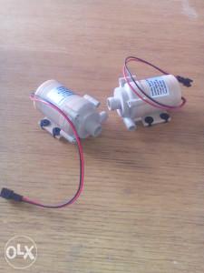 mini pumpa za vrelu vodu DC24V