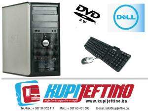 Dell 780 C2Q 2.66,4GB, 160GB,R7 240