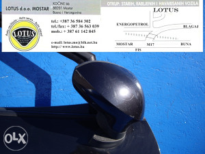 Seat Ibiza 09/11-desni retrovizor (ostali dijelovi)