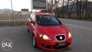Seat Altea 2.0 TDI 103kw 2004 Digitalna Klima Full