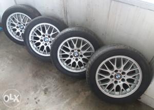 Felge BMW Alu. 5x112 16-ke BBS