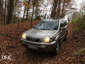 Nissan x-trail 2.5, lanac , sekvent plin, 2004god