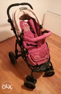 Lorelli - 3 u 1 - dječija kolica