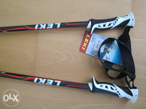 LEKI skijaški štapovi 120cm NOVI model Force Ultimate