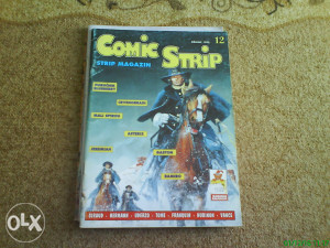 Comic strip 12