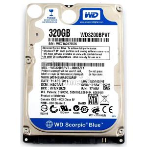Hard disk 320gb (laptop)