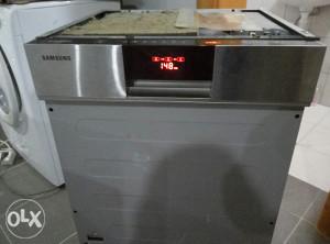 Masina za sudje na touch led Samsung