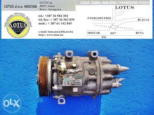 Fiat Scudo 07/ 2.0 hdi-kompresor klime (ostali dijelovi)