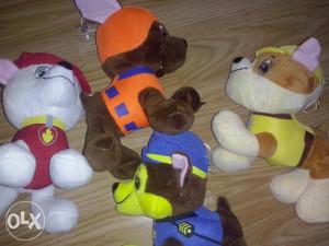 Pow Patrol-Plisane igracke koje pjevaju
