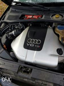 Audi a4 2.5 v6 tdi quatro