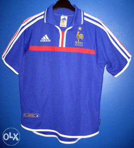 Dres Francuske reprezentacije - adidas original