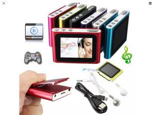 Mp3 player s LCD ekran cita video