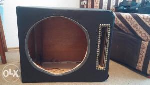 Kutija za woofer 15 inch