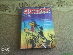 Strip zabavnik 123 - veliki