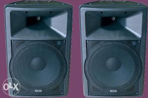 aktivne zvucne kutije american audio 300/600w