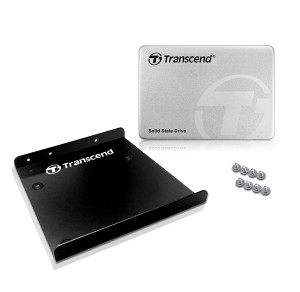 BEST BUY SSD: Transcend 370s 256GB Synchronous MLC