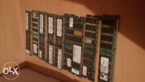 Razni kompjuterski ram - ovi