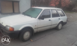 ford escort 1.3 benzin plin