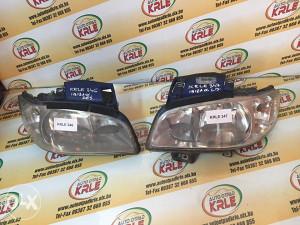 Far Farovi Seat Ibiza 2001 Lijevi KRLE 347