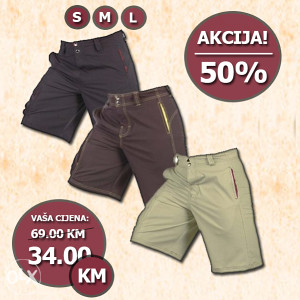 Clinch Gear - Access Shorts (Khaki)