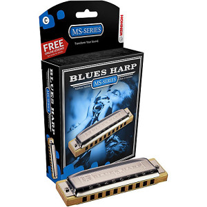 Hohner blues star ms