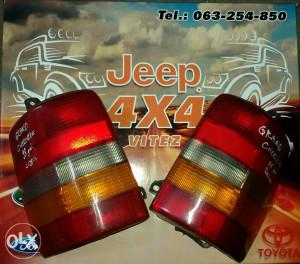 Jeep Grand Cherokee 98 god stope