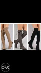 Duboke cizme preko koljena
