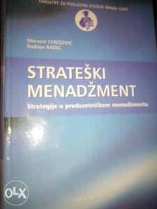 Strateški menadžment / ekonomija